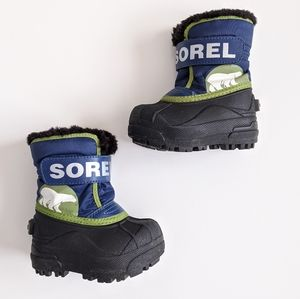 Sorel Flurry Toddler Boys Waterproof Snow Boots